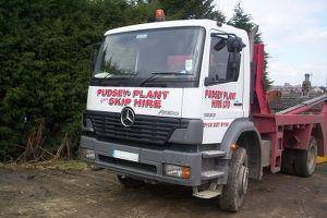 Pudsey Plant Hire Skip Hire