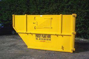 Pudsey Plant Hire Skips